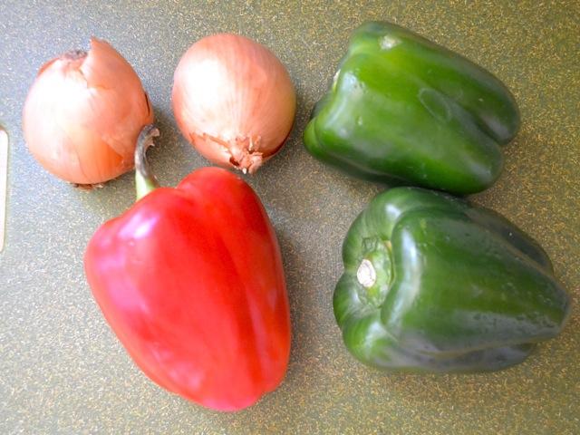 1 vegetables