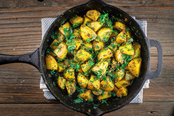 Middle-Eastern-Spicy-Potato-Salad-Recipe-7